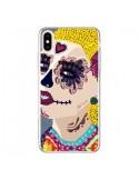 Coque iPhone XS Max Sugar Skull Tête de Mort - AlekSia