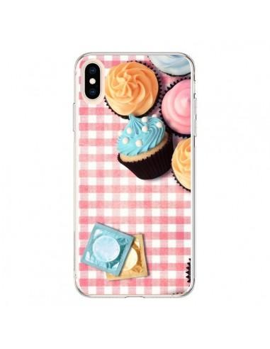 Coque iPhone XS Max Petit Dejeuner Cupcakes - Benoit Bargeton