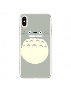 Coque iPhone XS Max Totoro Content Manga - Bertrand Carriere