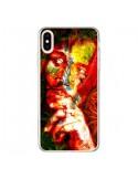 Coque iPhone XS Max Bob Marley - Brozart