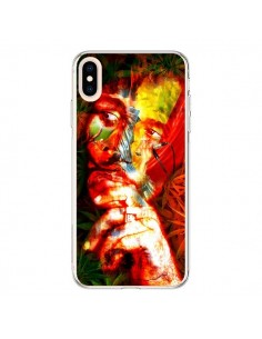 Coque iPhone XS Max Bob Marley - Brozart
