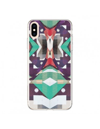 Coque iPhone XS Max Cisca Azteque - Danny Ivan