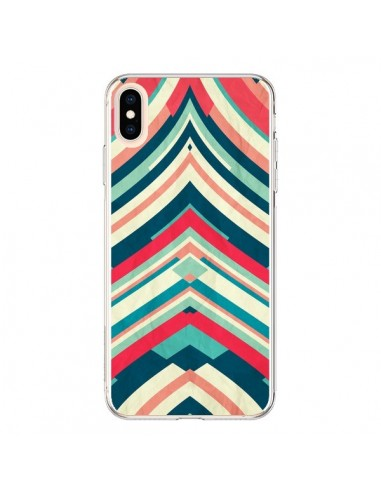 Coque iPhone XS Max Goodnight Nobody Azteque - Danny Ivan