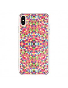 Coque iPhone XS Max One More Night Azteque - Danny Ivan