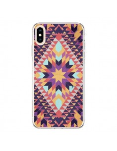 Coque iPhone XS Max Ticky Ticky Azteque - Danny Ivan