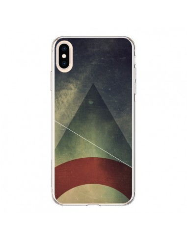 Coque iPhone XS Max Triangle Azteque - Danny Ivan