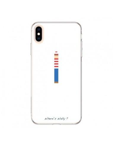 Coque iPhone XS Max Où est Charlie - Danny Ivan