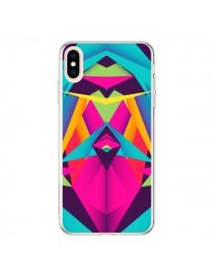 Coque iPhone XS Max Friendly Color Azteque - Danny Ivan