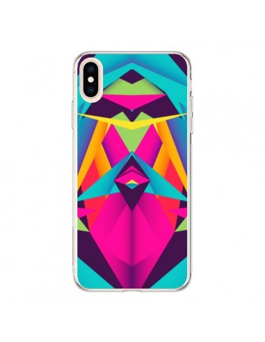 Coque iPhone XS Max Friendly Color Azteque - Danny Ivan