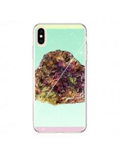 Coque iPhone XS Max Mineral Love Pierre Volcan - Danny Ivan