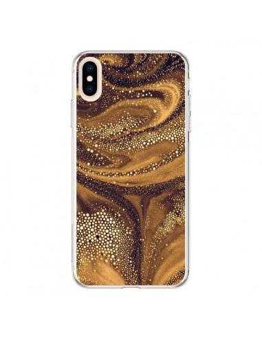 Coque iPhone XS Max Molten Core Galaxy - Eleaxart