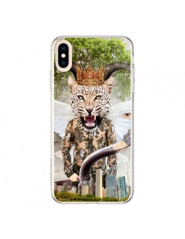 Coque iPhone XS Max Hear Me Roar...
