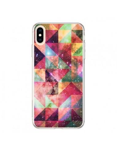 Coque iPhone XS Max Azteque Galaxy - Eleaxart