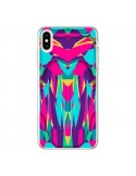 Coque iPhone XS Max Abstract Azteque - Eleaxart