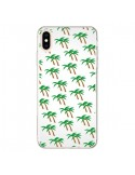 Coque iPhone XS Max Palmiers Palmtree Palmeritas - Eleaxart