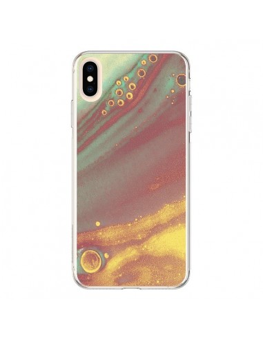 Coque iPhone XS Max Cold Water Galaxy - Eleaxart