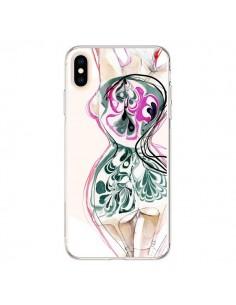 Coque iPhone XS Max Femme en fleurs - Elisaveta Stoilova