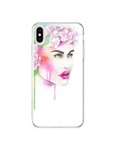 Coque iPhone XS Max Libra Femme - Elisaveta Stoilova