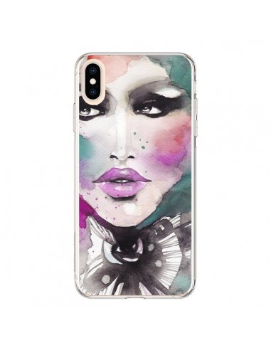Coque iPhone XS Max Love Color Femme - Elisaveta Stoilova