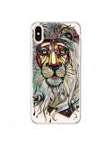 Coque iPhone XS Max Lion Leo - Felicia Atanasiu