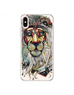 Coque iPhone XS Max Lion Leo - Felicia Atanasiu