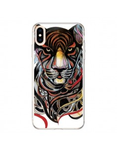 Coque iPhone XS Max Tigre - Felicia Atanasiu
