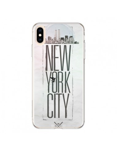 Coque iPhone XS Max New York City - Gusto NYC