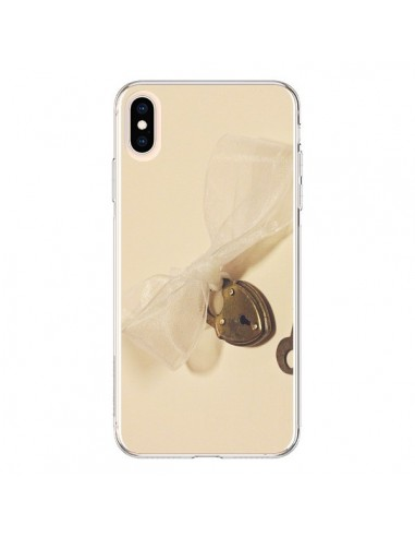 Coque iPhone XS Max Key to my heart...