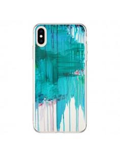 Coque iPhone XS Max Blue Monsoon - Ebi Emporium