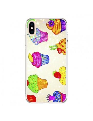 Coque iPhone XS Max Sweet Cupcake - Ebi Emporium