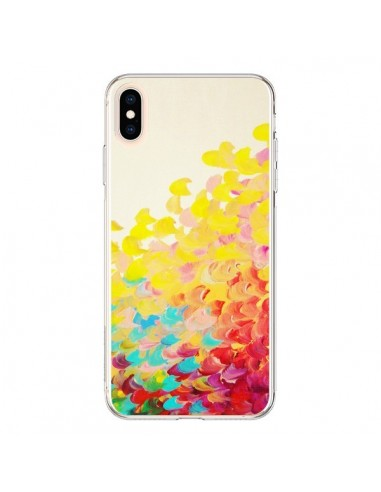 Coque iPhone XS Max Creation in Color...