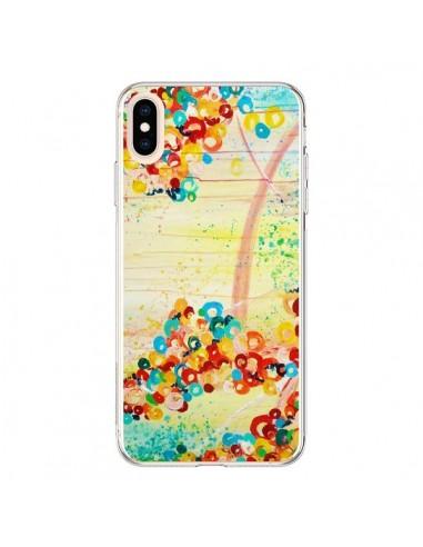 Coque iPhone XS Max Summer in Bloom Flowers - Ebi Emporium