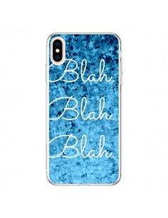 Coque iPhone XS Max Blah Blah Blah - Ebi Emporium