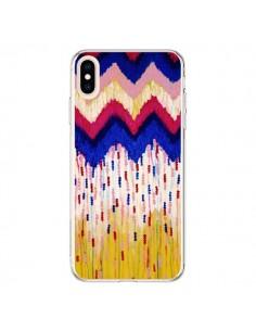 Coque iPhone XS Max Shine On Azteque - Ebi Emporium