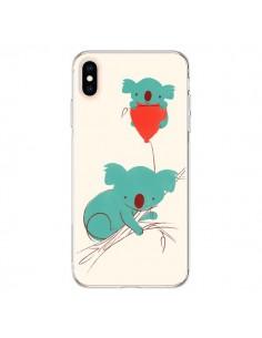 Coque iPhone XS Max Koala Ballon - Jay Fleck