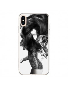 Coque iPhone XS Max Femme Ours - Jenny Liz Rome