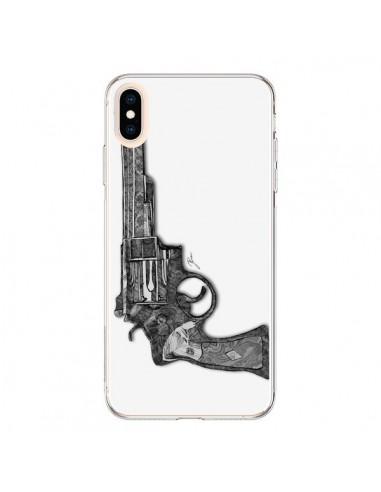 Coque iPhone XS Max Revolver Designer - Jenny Liz Rome