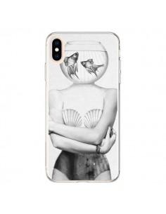 Coque iPhone XS Max Femme Poissons - Jenny Liz Rome