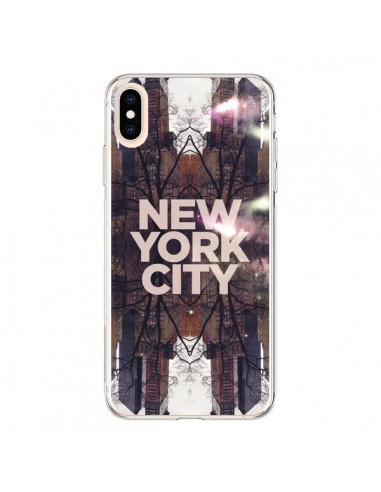 coque iphone xs new york