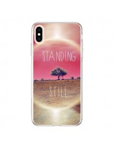 Coque iPhone XS Max Standing Still Paysage - Javier Martinez