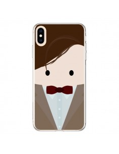 Coque iPhone XS Max Doctor Who - Jenny Mhairi