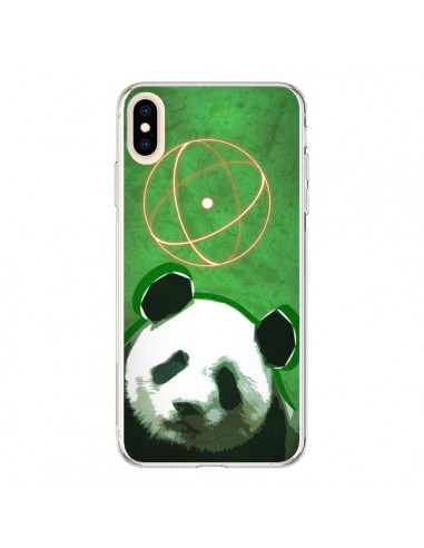 Coque iPhone XS Max Panda Spirit - Jonathan Perez
