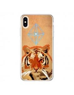 Coque iPhone XS Max Tigre Tiger Spirit - Jonathan Perez
