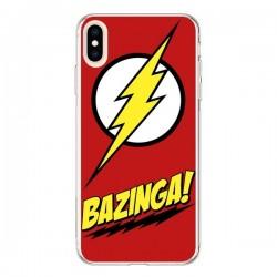Coque iPhone XS Max Bazinga Sheldon The Big Bang Theory - Jonathan Perez