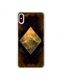 Coque iPhone XS Max Nebula Diamond Diamant Galaxie - Jonathan Perez