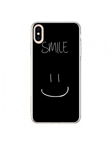 Coque iPhone XS Max Smile Souriez...