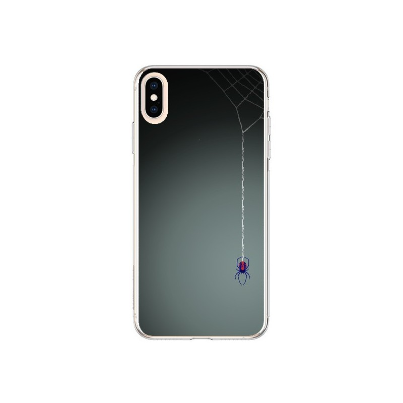 Coque iPhone XS Max Spider Man - Jonathan Perez