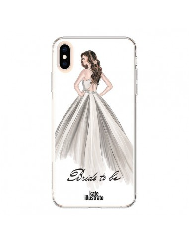 Coque iPhone XS Max Bride To Be...