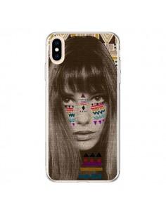 Coque iPhone XS Max Jane Azteque - Kris Tate