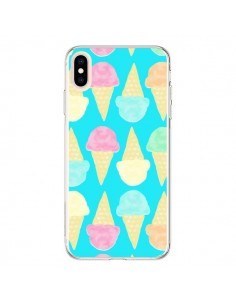 Coque iPhone XS Max Ice Cream Glaces - Lisa Argyropoulos